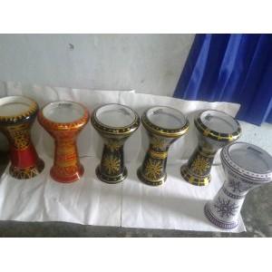 darbuka Calty almunium cor ukuran 8 in full set dumbuk | Shopee Indonesia