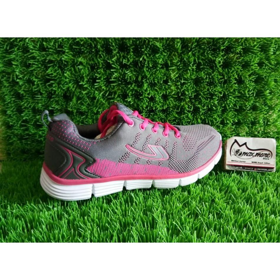 Sepatu Wanita Ardiles Wrg Allium Murah Shopee Indonesia Estelle Women Running Shoes Hitam 38