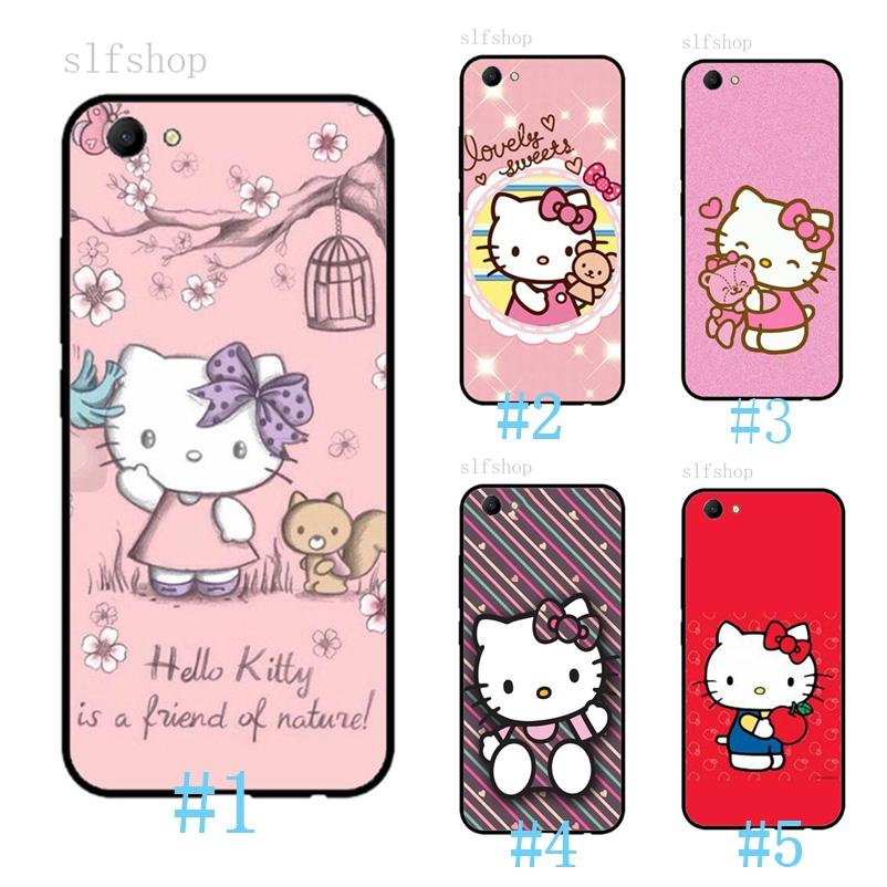 Soft Case Gambar Hello Kitty Warna Hitam Putih Untuk Oppo Reno Z Plus 2 2z 2f 3 Pro 10x Zoom Shopee Indonesia