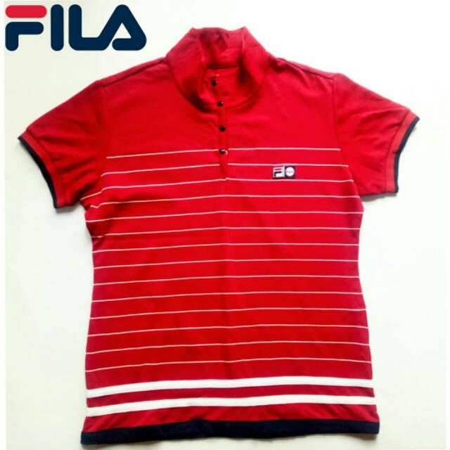 Polo Tshirt Men Golf FILA Grap MIX Original - Baju GOLF Ori Branded ... f66b174d34