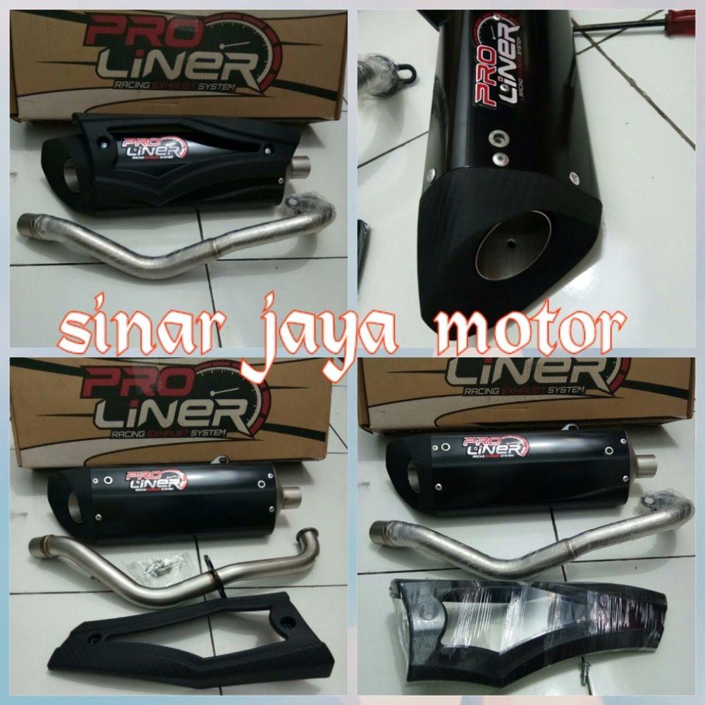 Dapatkan Harga Knalpot Pro Diskon Shopee Indonesia Prospeed Silver Shark N250fi Z250fi Ninja 250 Fi Fullsystem