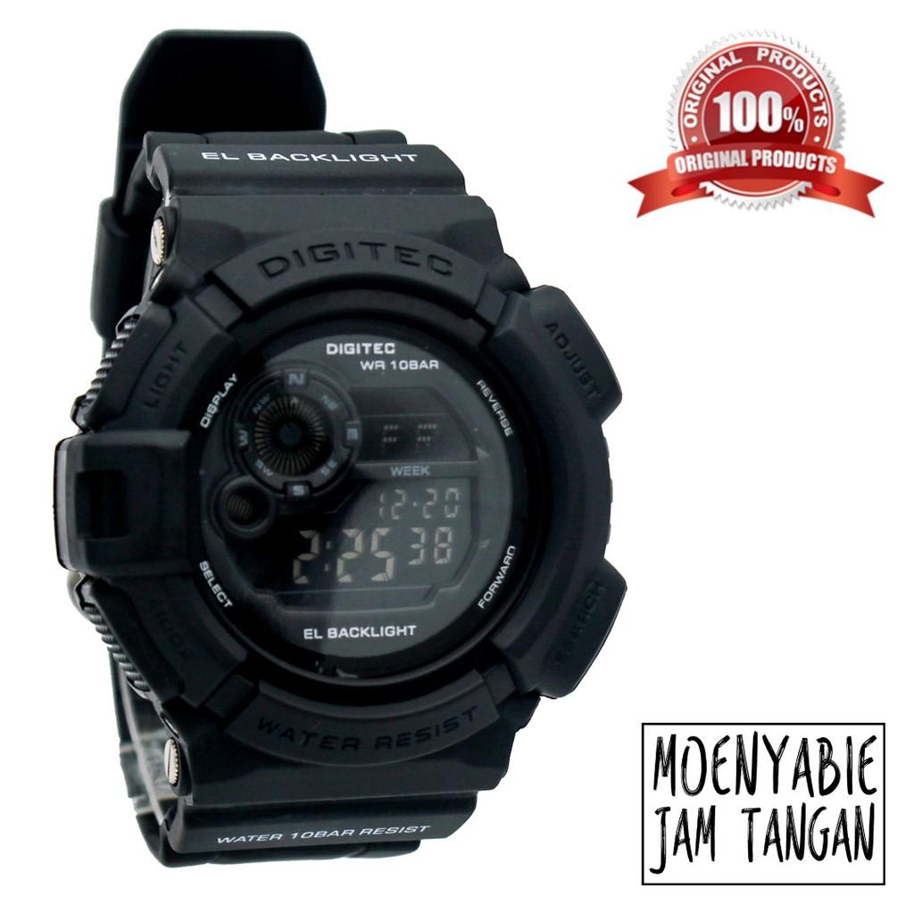 Jam Tangan Pria Digitec DG 2028T Original Dan Anti Air 84c88c92f3
