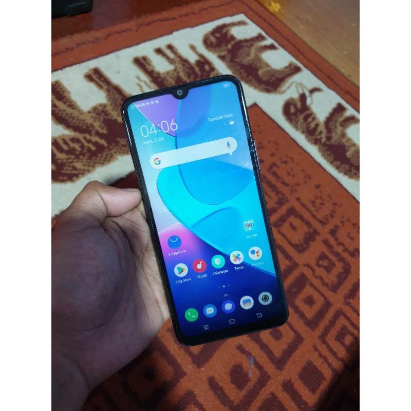 Handphone Hp Vivo Y20S 8/128 Second Seken Bekas Murah