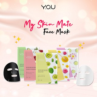 My Skin-Mate Face 3 in 1 by YOU Makeups [10 Mins Skin Hydrator] Y.O.U thumbnail