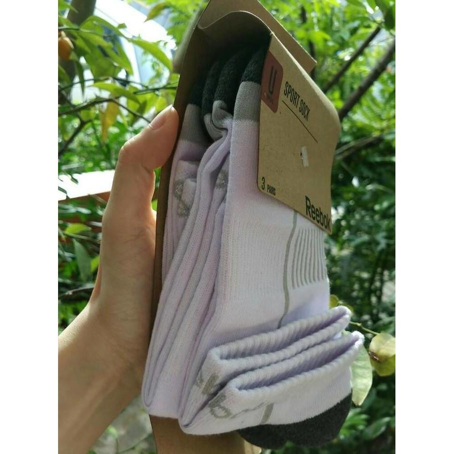 Ready Fila Sock White Kaos Kaki Putih Shopee Indonesia Benito