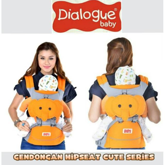 Dialogue gendongan samping sailor series DGG 4235 .