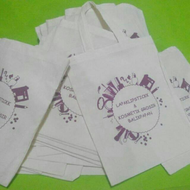 25 X 30 Tas Blacu Promosi Usaha Murah Berkualitas Shopee Indonesia