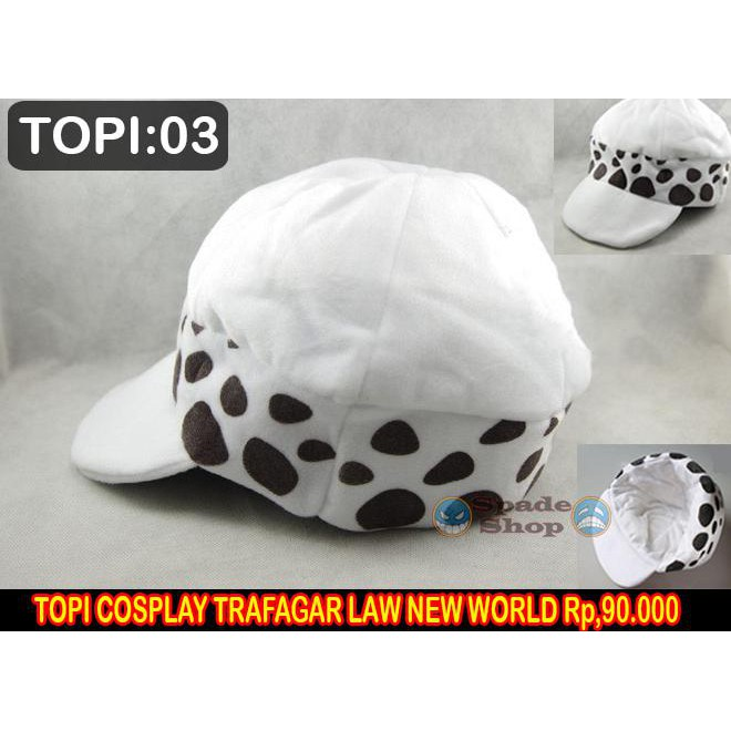 Topi Law After Anime One Piece  Trafalgar  d84869e20b