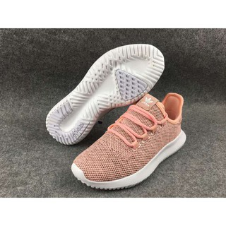 100% authentic meet the cheapest high quality adidas tubular shadow knit pink womens running shoes