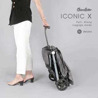 Stroller Cocolatte Iconic X / Kereta Dorong Anak Bayi ...