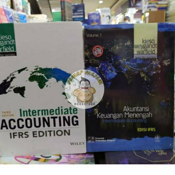 Turun Harga Akuntansi Keuangan Menengah Dan Intermediate Accounting Third Edition Kieso Weygandt K Shopee Indonesia