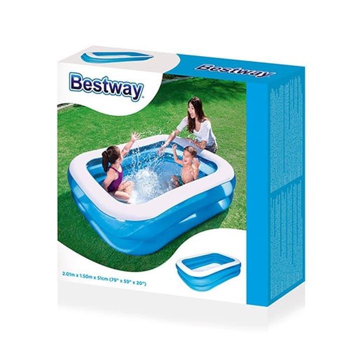 Kolam Renang anak Bestway Family Pool 201x150x51cm 54005 ...