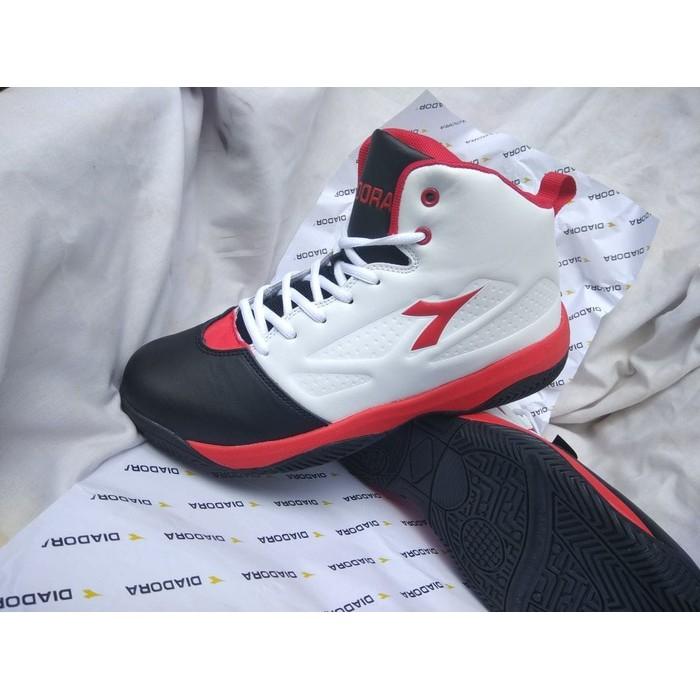 Promo!! Asli Diadora Original. Pth. Sepatu Basket Original. Olahraga ... d6e3f145bd