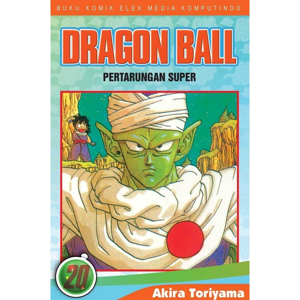 DRAGON BALL VOL 20