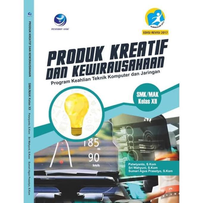 Produk Kreativitas Tkj - Jawaban Buku