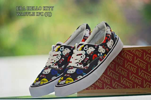 Vans Shoes Women Shopee Indonesia