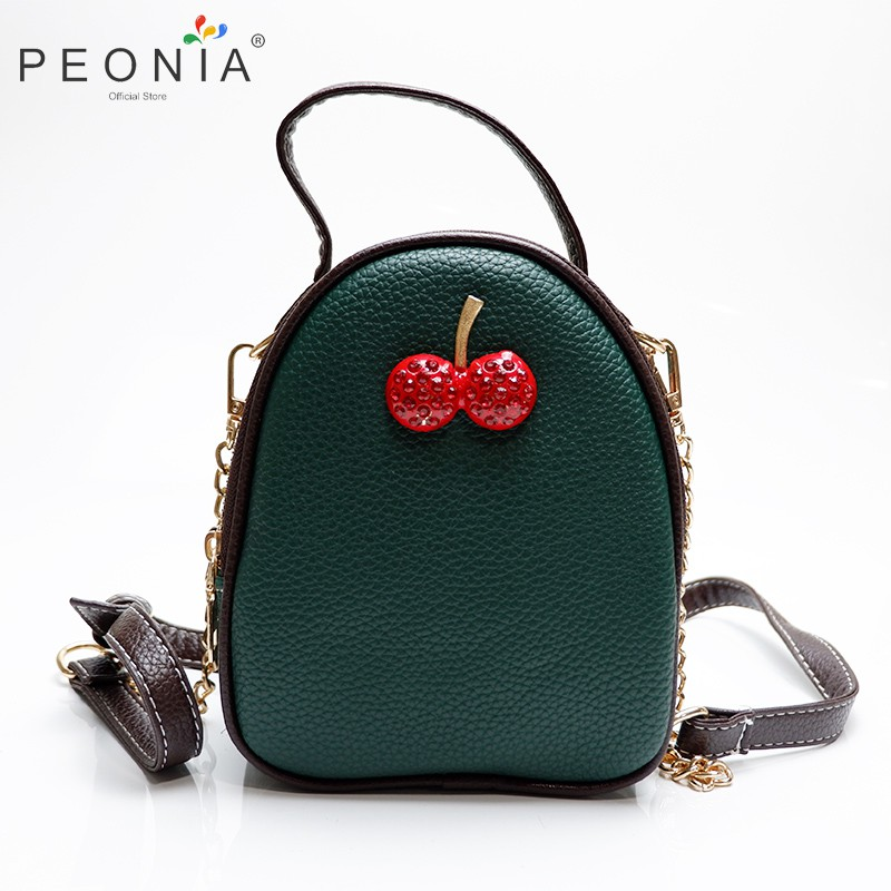 Peonia - Tas Selempang Wanita Import - Korea Fashion Style ...