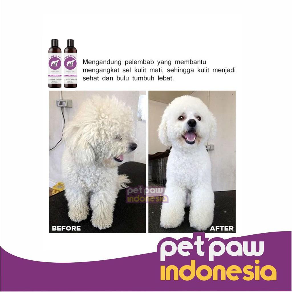 Shampo Hewan Kucing Anjing / Cat Dog Pet Shampoo Import-1