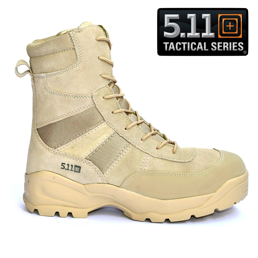 Sepatu 511 Tactical Boots Kulit Dessert Tinggi 8 Inch Asli Import Bukan  Lokal  32fbde476b