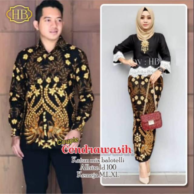 Jual Beli Produk Batik Couple - Batik   Kebaya  911ada8e3b