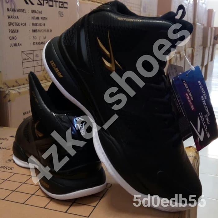 Sepatu Basket Original SPOTEC Exodus Size 44-46  1a41a5b0a8