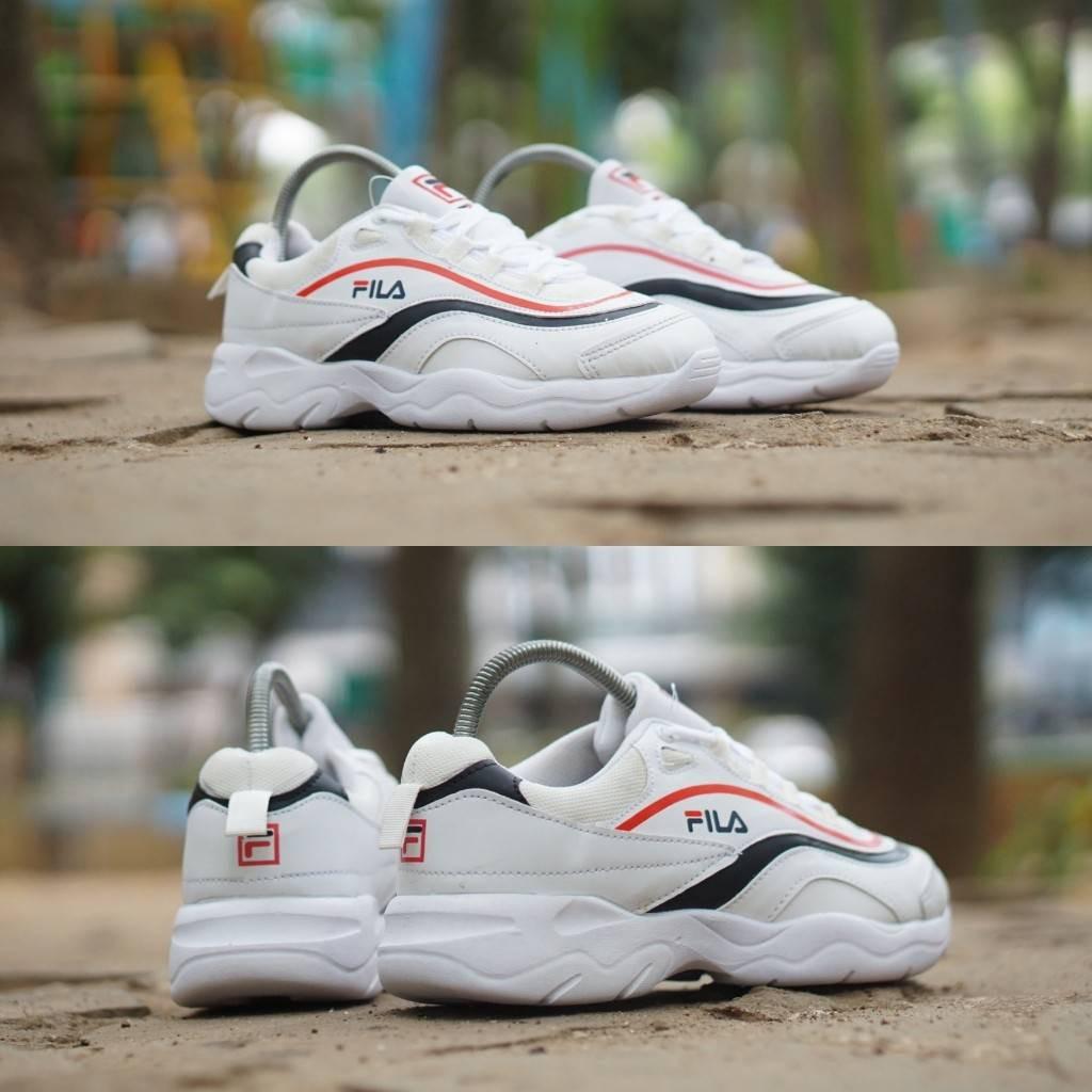 sepatu fila zoom termurah import casual cowok cewek unisex running lari gym  casual  e967005e0e