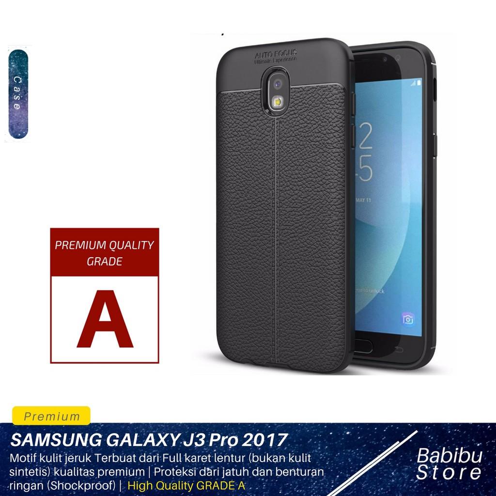 Beli Case Samsung Galaxy A6 2018 Premium LEATHER Autofocus Ultimate Experience Harga Lebih Murah Bersama Teman   Shopee Indonesia