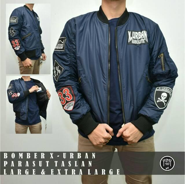 Jaket bomber urban (premium)  b490155683