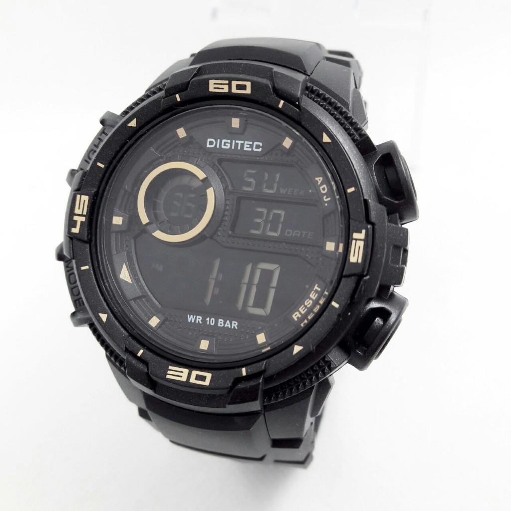 Skmei Men Sport Analog Dual Time Led Watch Water Resistant Wr 50m Ad1202 Jam Tangan Pria Digital Cowok Casio Baby G Shock Fortuner 1202 Remaja Dan Murah Wh 9003 Hitam Biru Tali