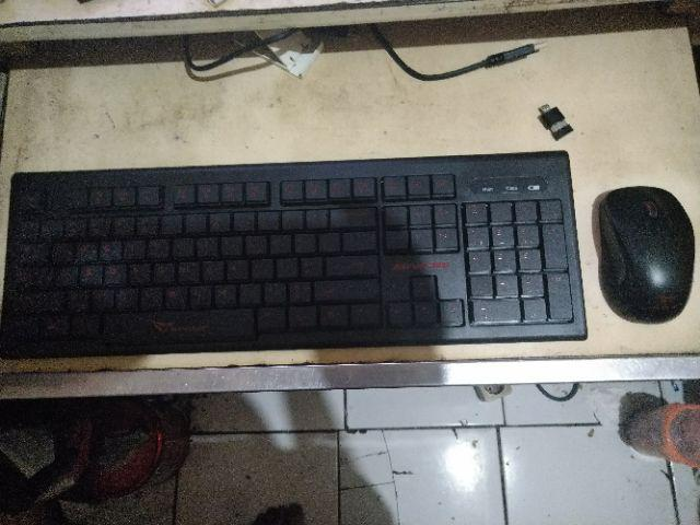 c74f2cd8604 Alcatroz Xplorer Air 1000 Wireless Keyboard Mouse Combo | Shopee ...