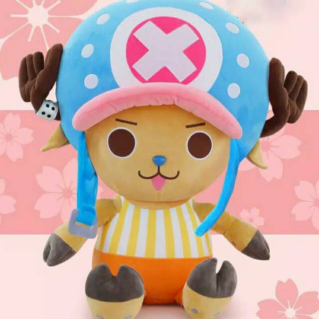 Boneka Anime One Piece Chopper Shopee Indonesia