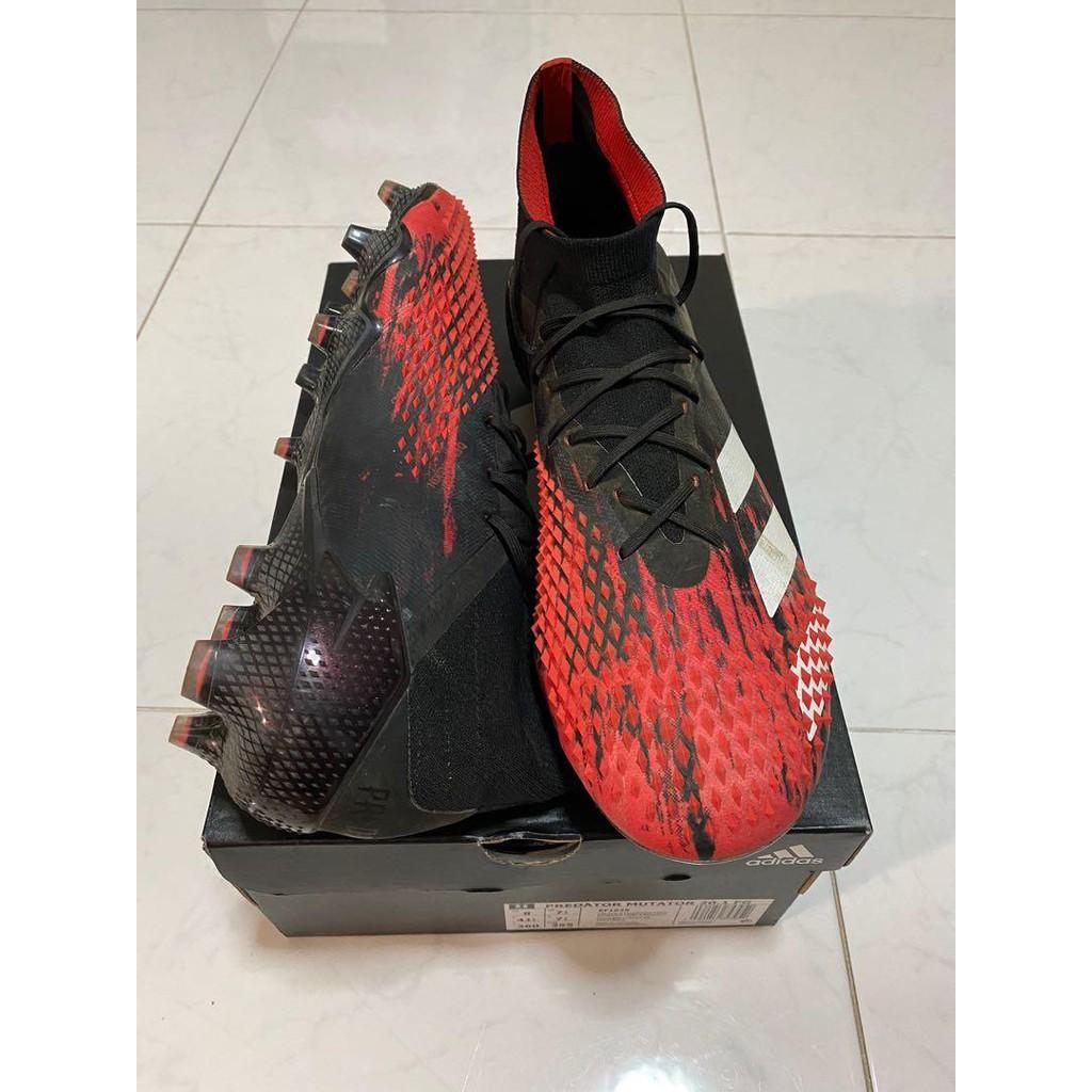 Adidas Predator Mutator 20 1 Fg Shopee Indonesia