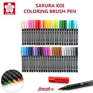 Sakura Koi Coloring Brush Pen (Satuan)