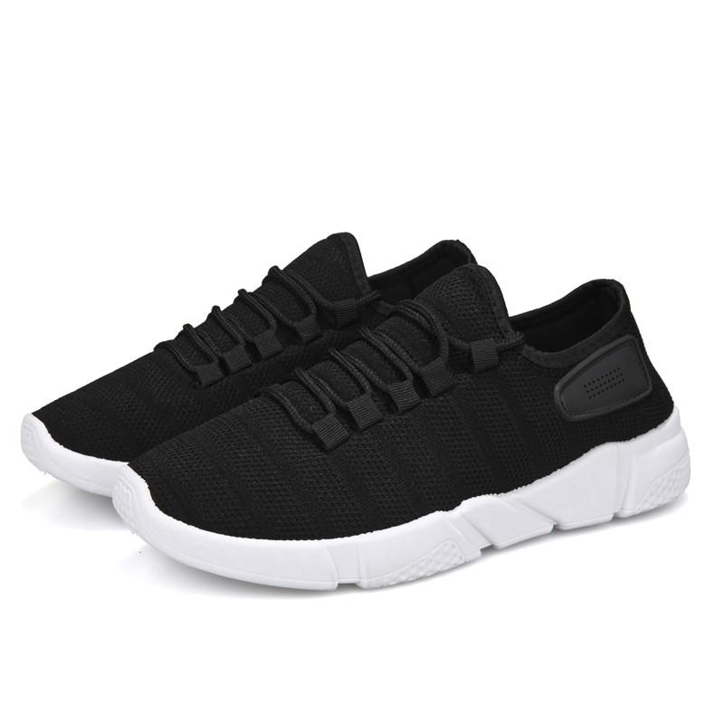 Techdoo Sepatu Import Olahraga Sepatu Pria Sport Kasual Outdoor Fashion Running  Shoes CC01  ae73d7c139