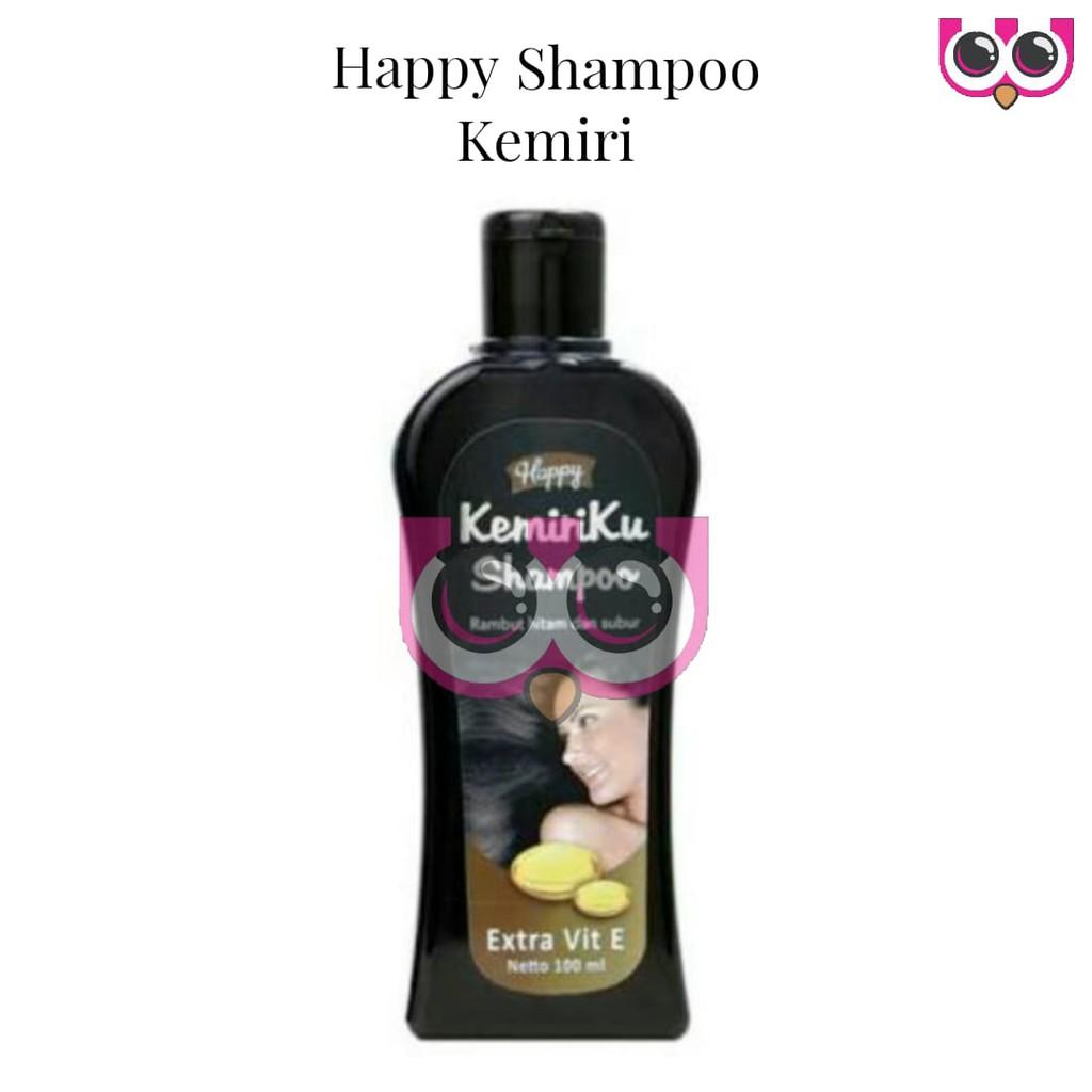 [SHAMPOO] HAPPY KEMIRIKU SHAMPOO / SAMPO