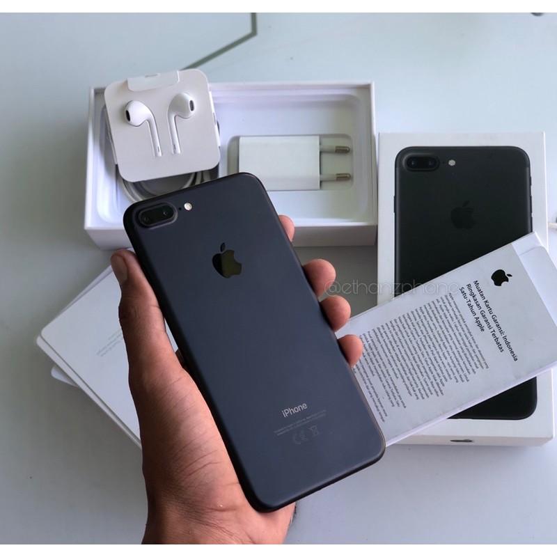 Iphone 7 Plus iBox 128gb 32gb Original Fullset | Shopee ...