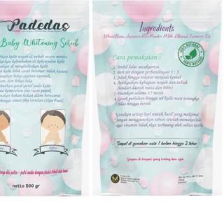 Best Seller Lulur Pemutih Bayi 500 Gram Herbal Alami Anak Terlaris Termurah Gratis Ongkir Shopee Indonesia