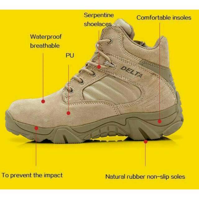 Sepatu delta force 6