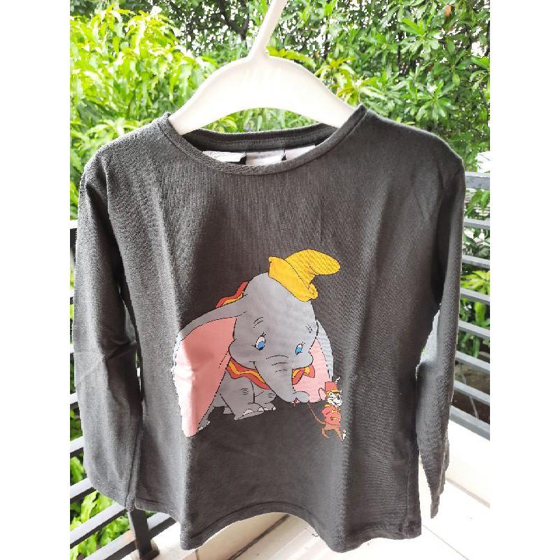 Kaos Dumbo ZARA/ tshirt dumbo ZARA