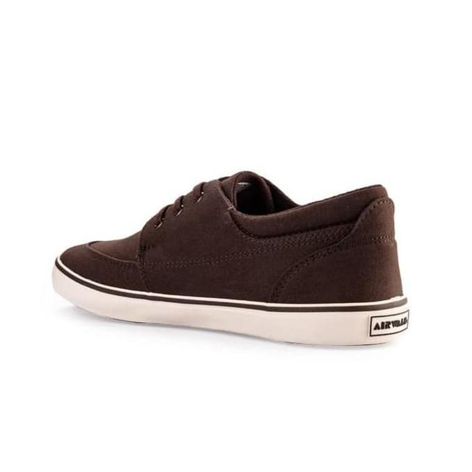 Terbaru Sepatu Airwalk Pria Khad Sneakers Brown Berkualitas ... b588372c78