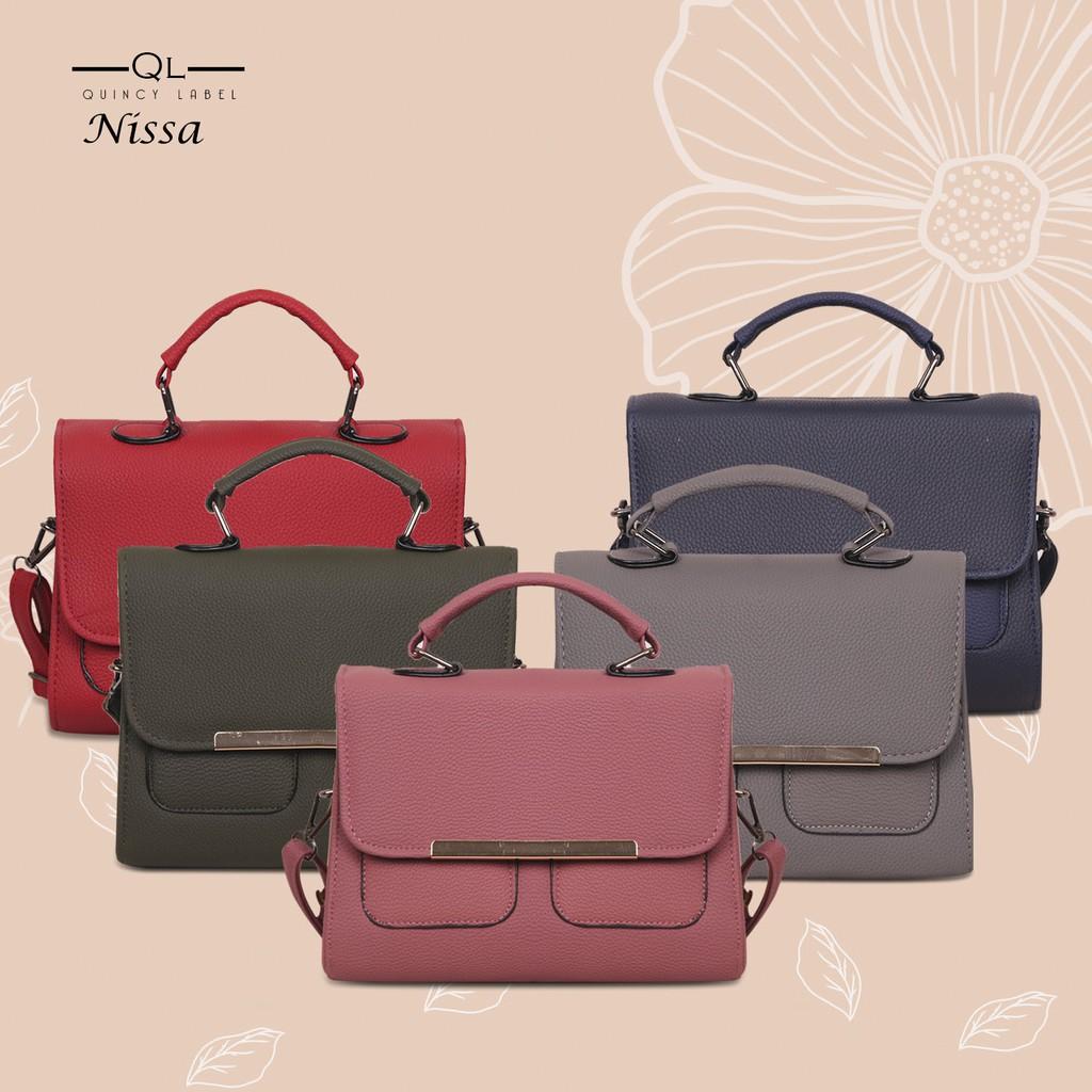 Tas Sling Bag   Korean Fashion Nissa Hand Bag   Tas Fashion Wanita  Bienvenue  13b1639861