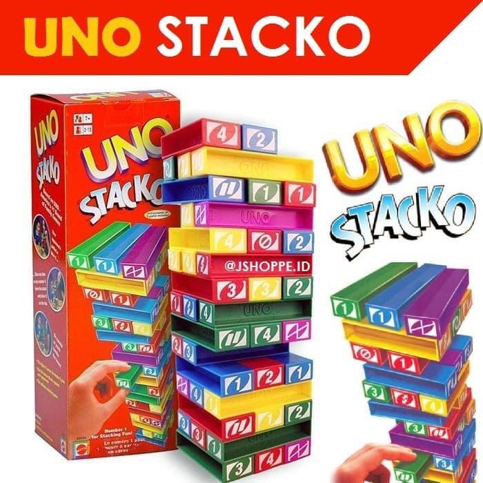 Mainan Anak Uno Stacko - LUSB48  dc2f45153b