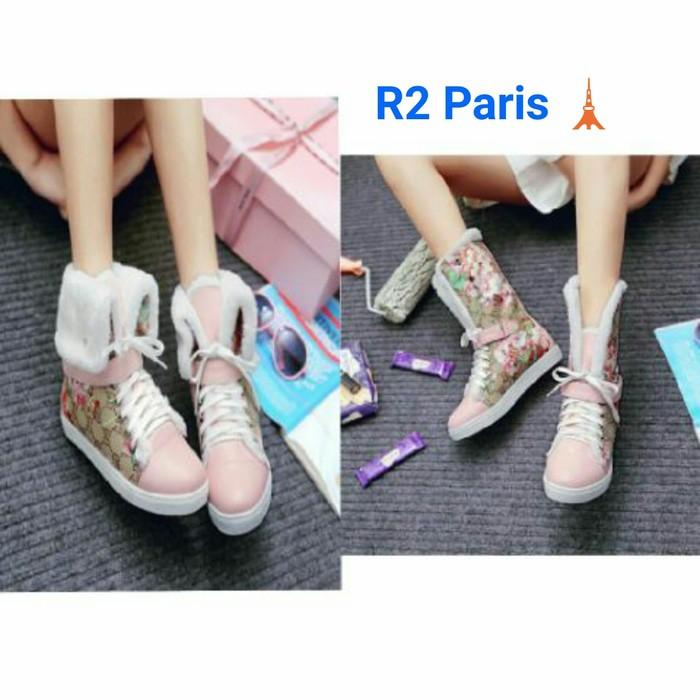 ... Sepatu R2 Paris SG641navy. Source · High Heels Boots Saga Hitam . 4ad8f114d0