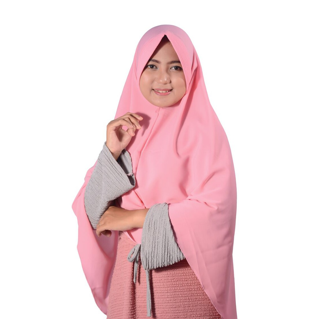 Up To 38 Discount Tokobusana80 Khimar Pet Jumboo Jilbab Jumbo S