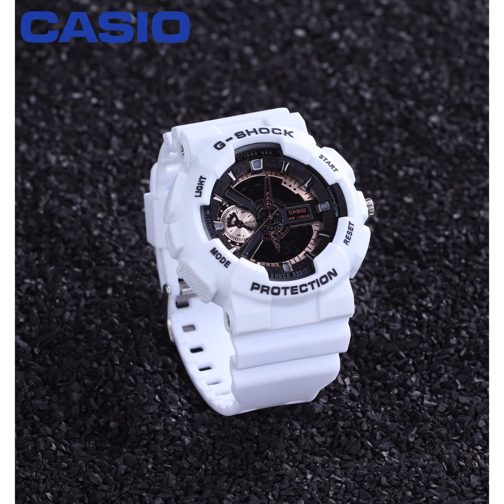 Jam Tangan Wanita Sporty Dual Time Casio Baby G Original Bga 240 7a 185fs 4a Shopee Indonesia