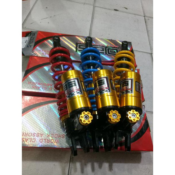 Shock tabung depan fastbikes - msx variasi beat vario scoopy vario150 125 beat fi bottom shock
