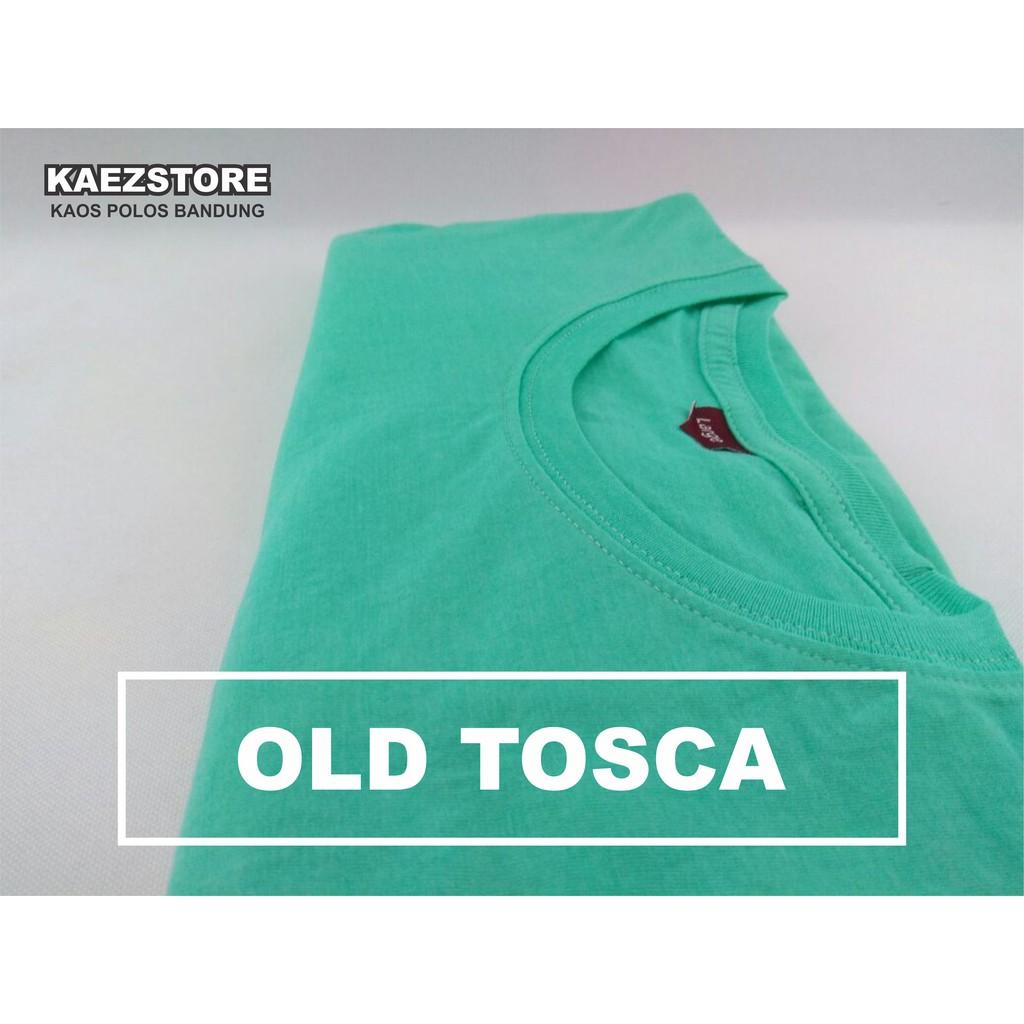 Baju Kaos Polos Oblong Lengan Pendek Bandung FUJI MISTY Cewek Cowok   Shopee Indonesia