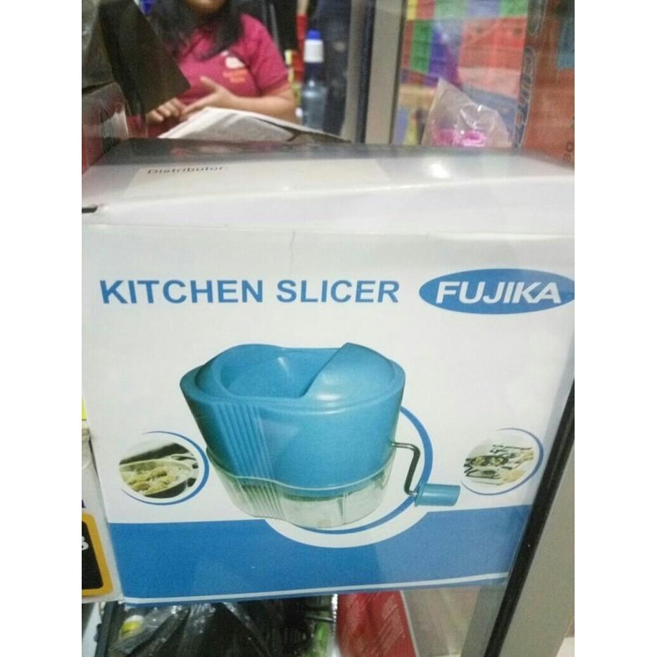 Kitchen Slicer Onion Alat Perajang Bawang Pengiris Crusher Penghancur Putih Bumbu Dapur Merah P Perlengkapan Shopee Indonesia