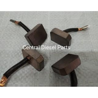 Akozon Car Starter Carbon Brush Holder Fit for Nissan Teana Bluebird Cefiro Versa Tiida