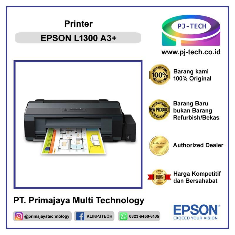 Printer Epson L1300 A3 Shopee Indonesia